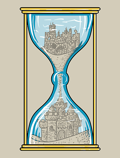 Sandcastle of Time by Jonah Block