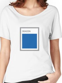 Deacon Blue Women's Relaxed Fit T-Shirt