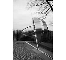 Greenwich Meridian Photographic Print