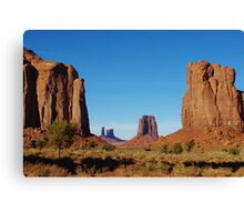 Spectacular Monument Valley Canvas Print