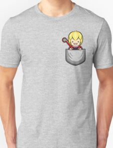 Pocket Shulk Unisex T-Shirt