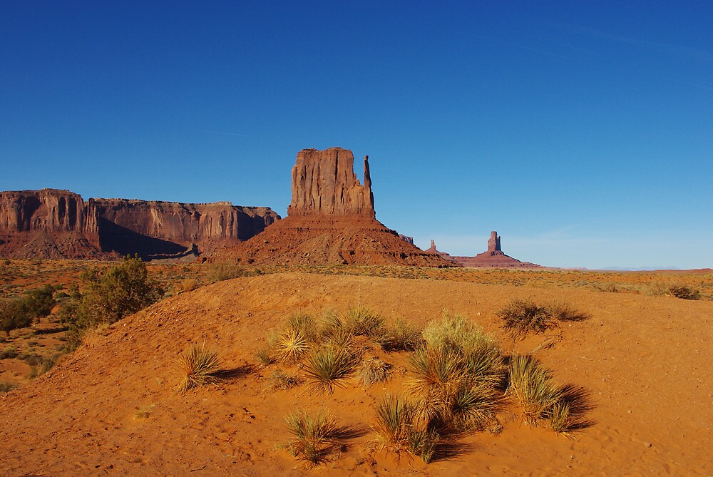 Monument Valley impression by Claudio Del Luongo