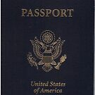 United States Passport by Victor Varela