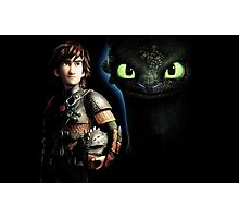 HOW TO TRAIN YOUR DRAGON - 03 Photographic Print