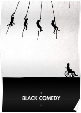 99 Steps of Progress - Black comedy by maentis