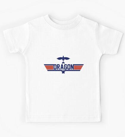 Top Dragon Kids Tee