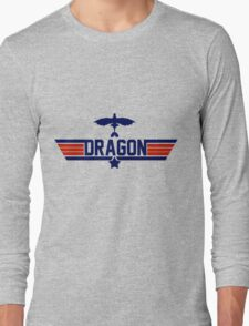 Top Dragon Long Sleeve T-Shirt