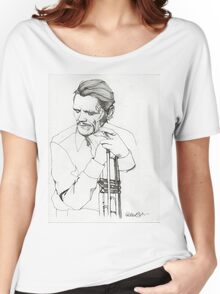 Chet Baker  Women's Relaxed Fit T-Shirt