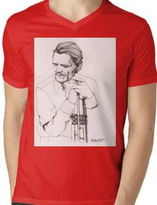 Chet Baker  Mens V-Neck T-Shirt