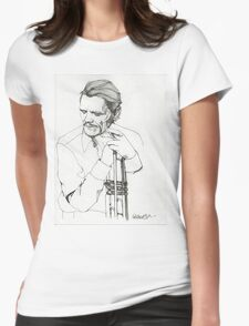 Chet Baker  Womens Fitted T-Shirt