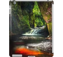 Finnich Glen iPad Case/Skin