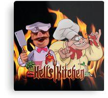 Hell's Kitchen Metal Print