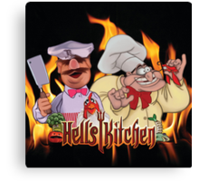 Hell's Kitchen Canvas Print