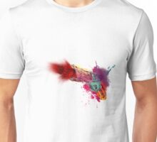Shoot with your Heart Unisex T-Shirt