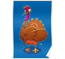 Gobble Me Up Poster