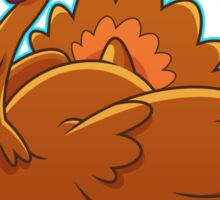 Gobble Me Up Sticker