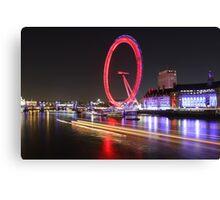 Thames River, London, England, UK * Canvas Print