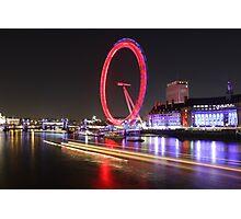 Thames River, London, England, UK * Photographic Print
