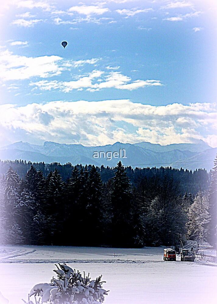 Winter wonderland by ©The Creative  Minds