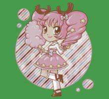 Sweet Pink Cotton Lolita Baby Tee