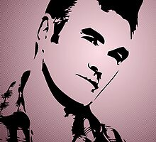 Morrissey - Pop Art by wcsmack