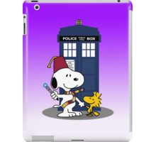 Snoopy Who. iPad Case/Skin