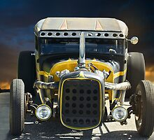 Holy Rat Rod by DaveKoontz