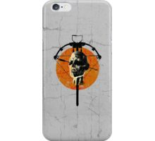Dead Walking iPhone Case/Skin