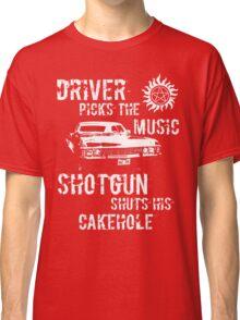 Driver Picks the Music Classic T-Shirt