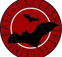 Unleash the Bats, 2015 by leathxrmouth
