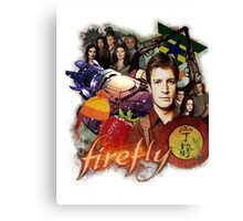 Firefly/Serenity Canvas Print