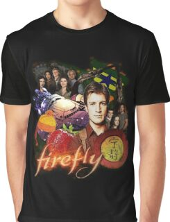 Firefly/Serenity Graphic T-Shirt