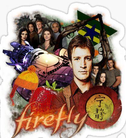 Firefly/Serenity Sticker
