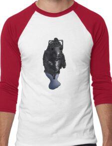 Cyber Manatee Men's Baseball ¾ T-Shirt