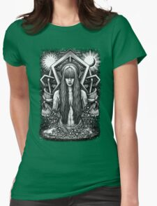 Winya No. 41 Womens Fitted T-Shirt