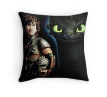 HOW TO TRAIN YOUR DRAGON - 03 Throw Pillow