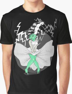 Marilyn/Frankenstein Graphic T-Shirt