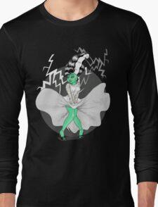 Marilyn/Frankenstein Long Sleeve T-Shirt
