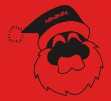 #040404 - Santa 2 by RGBshirts