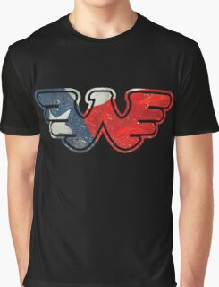 Texas Flying W Graphic T-Shirt