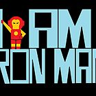 Iron Man! by caedesign