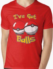 I've Got Balls Mens V-Neck T-Shirt