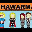 Shawarma! by caedesign