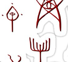 Hunters Runes Sticker