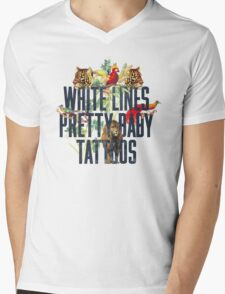 Kilos Mens V-Neck T-Shirt