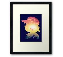 Pika Dream Framed Print