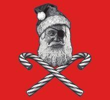 Yo Ho Ho Santa by adamcampen