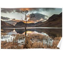 The Loner, Buttermere Poster