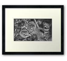 Family Album Framed Print