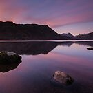 Ullswater Winter Sunrise by Brian Kerr